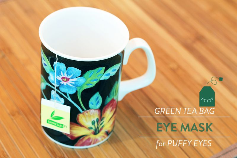 How To Reduce Puffy Eyes 1