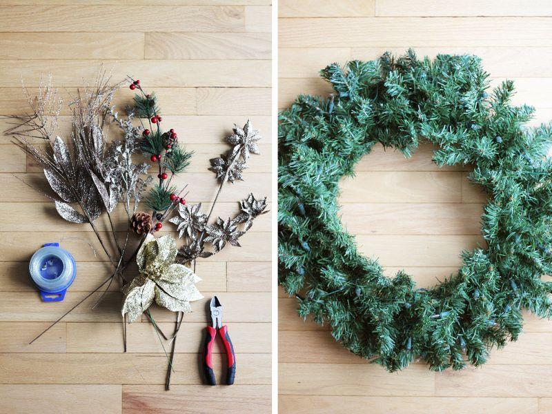 DIY Christmas Wreath 2-01-01