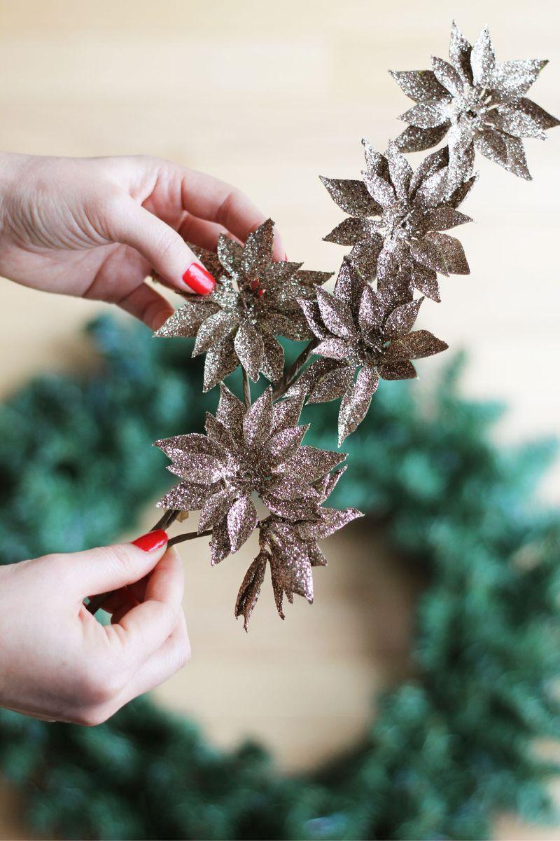 DIY Christmas Wreath 3-01