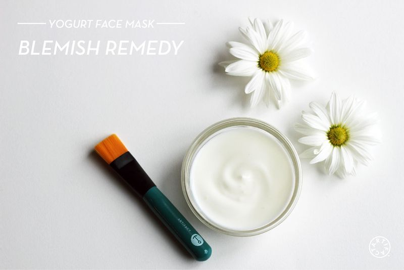 Blemish Remedy Yogurt Mask 1-01