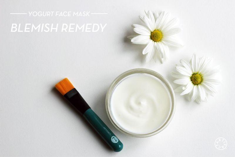 Blemish Remedy Yogurt Mask 1-01