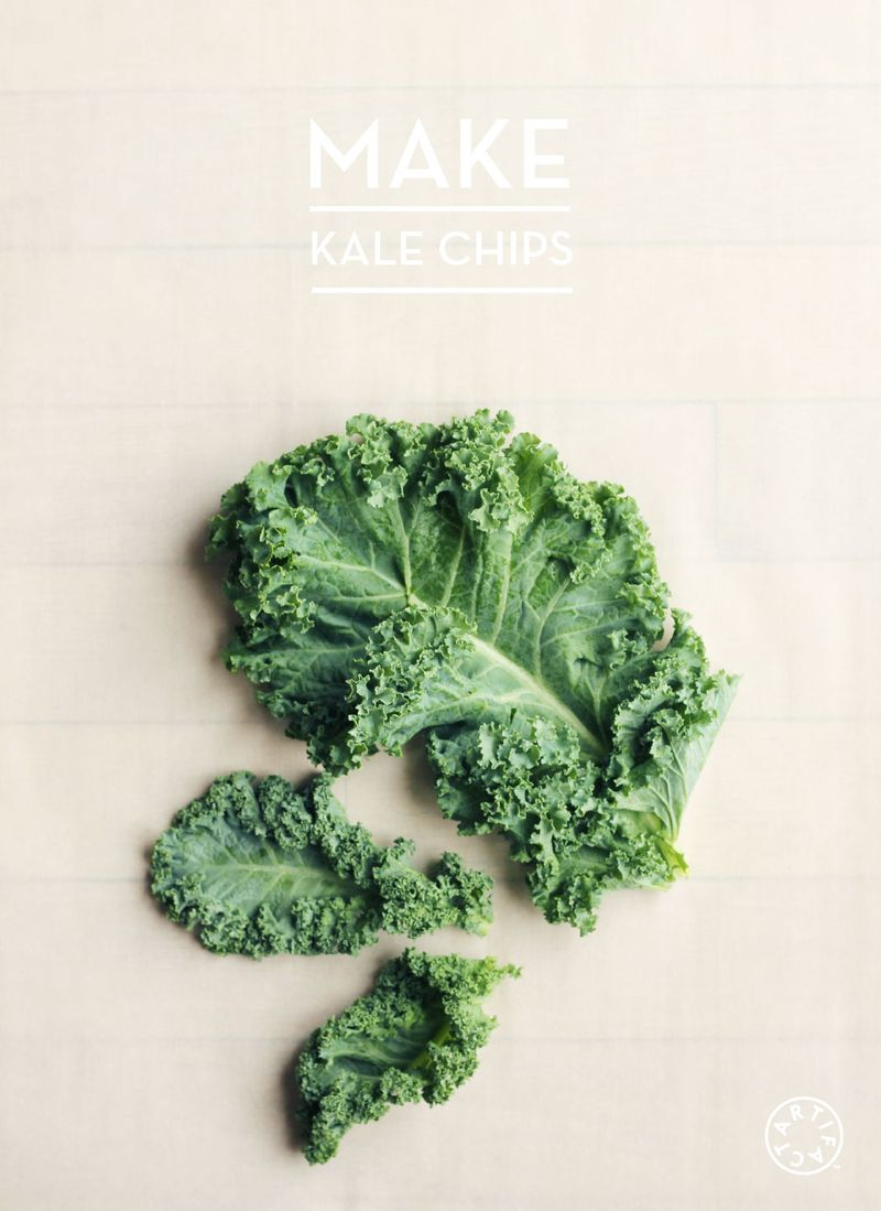 Make Kale Chips 1-01