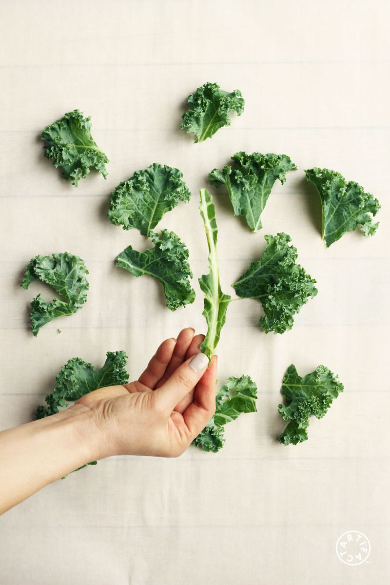 Make Kale Chips 3-01