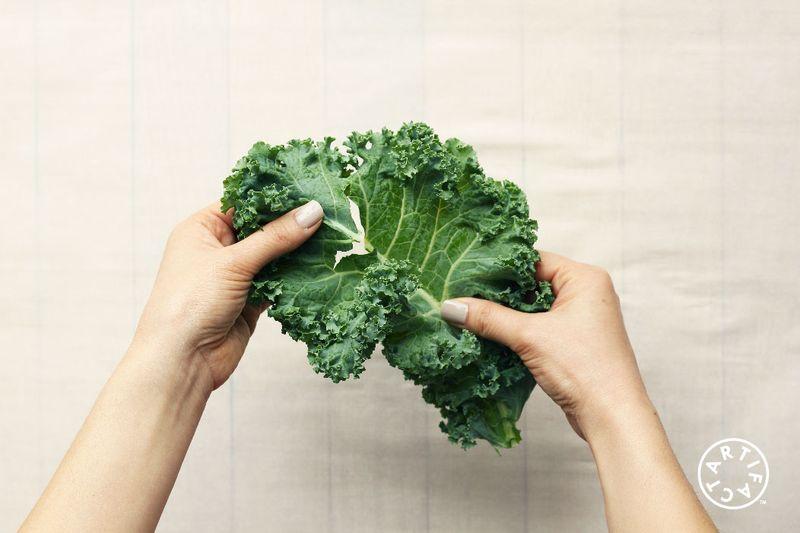 Make Kale Chips 4-01